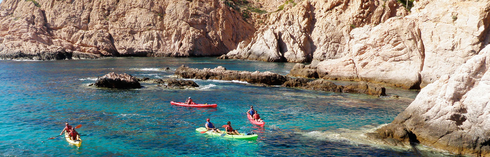 Sea Kayaking & Snorkeling on a Mexico Yoga Retreat: Turquoise Waters