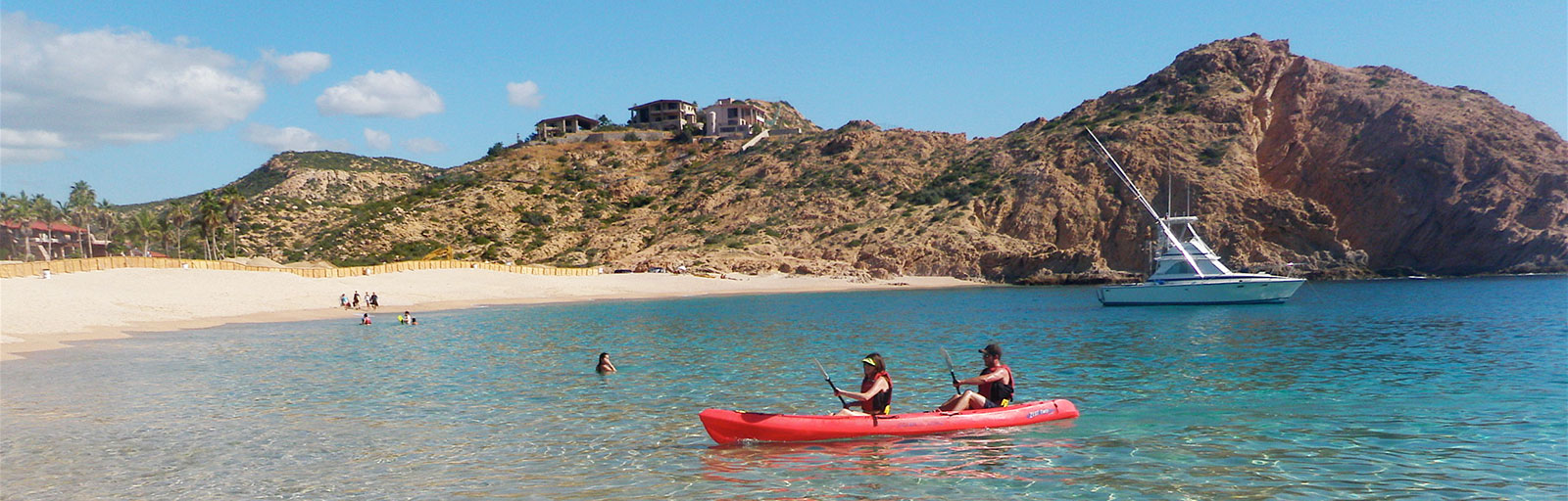 Sea Kayaking & Snorkeling on a Mexico Yoga Retreat: Tranquil Bay