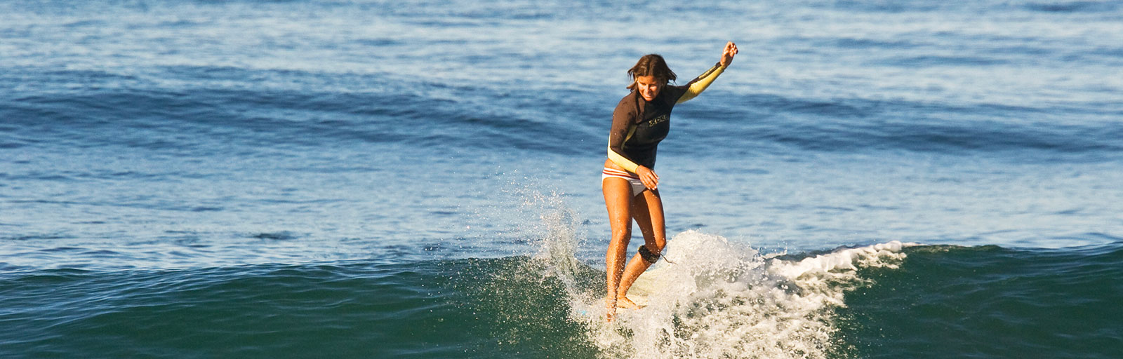 Surfing on a Yoga Retreat in Mexico: Yoga & Surf