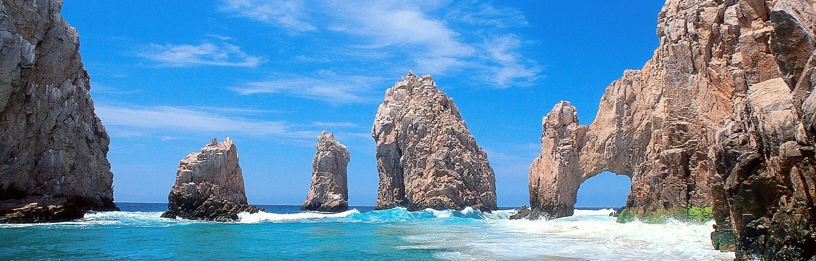Baja Yoga Retreats in Mexico: Land's End - Cabo Arch